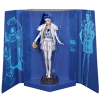 Star Wars Barbie Princess R2D2 Barbie doll