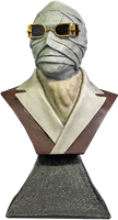 The Invisible Man Mini Bust