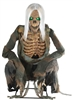 Animated Crouching Bones Halloween Prop Trick Or Treat 2019
