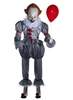 Animated Pennywise the Clown Halloween Prop Trick Or Treat