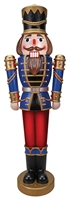 "68"" Nutcracker Christmas Halloween Prop"