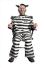 Buzz Animated Halloween Lifelike Prisoner Halloween Prop