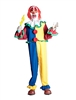 Animated Clever Clown 6 Feet Halloween Prop Trick Or Treat Decoration