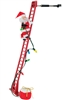 Christmas Climbing Animated Santa Claus Decorations