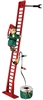 Christmas Climbing Animated Elf Decorations