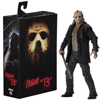 Neca 2009 Jason Friday The 13th Collectible Figure