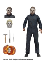 Halloween II Ultimate Michael Myers Figure