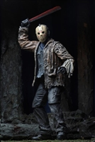 Freddy vs. Jason Ultimate Jason Voorhees Figure