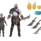 God of War (2018) – 7″ Scale Action Figure – Ultimate Kratos & Atreus 2-Pack