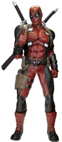 NECA Life-Size Scale Deadpool Foam Figure