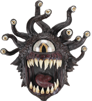 D&D Beholder Trophy Large Hanging Display Dungeons & Dragons