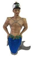 Nutcracker Merman December Diamond Collectible