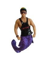 P-Town Merman December Diamond Collectible Ornament
