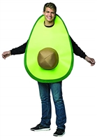 Rasta Imposta Men's Green Avocado Halloween Costume