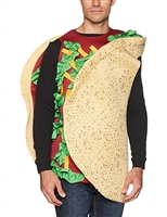 Rasta Rasta Imposta Taco   Halloween Costume Trick or Treat