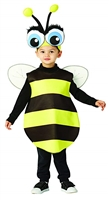 Rasta Imposta Toddler Big Eyed Bee Halloween Costume