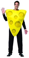 Rasta Imposta Men's Cheese Halloween Costume