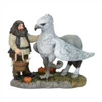 Harry Potter A Proud Hippogriff, Indeed   Collectible figurine statue