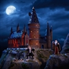 Harry Potter Hogwarts Great Hall & Tower  figurine statue