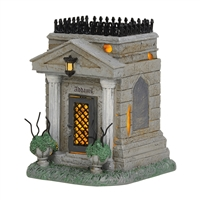 The Addams Family Crypt Collectible Statue Figurine
