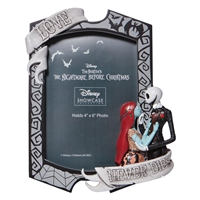 Jack & Sally Picture Frame Disney Showcase at boodee.net