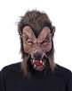 Gnarly Werewolf Mask with Moving Mouth Halloween Mask
