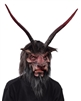 Underworld Overlord Lifelike Halloween Mask
