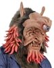 Collector's Edition Fun Ghoul II Mask with Bulging eye and Tentacles Lifelike Halloween Mask