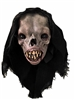 Hooded Space Imp Mask Lifelike Halloween Mask