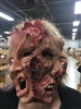 Two Face Latex Mask by Be Something Studios Lifelike Halloween Mask