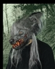 Killer Kick Ass Wolf werewolf Mask with Mouth Movement Lifelike Halloween Mask