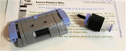 HP Laserjet M712 Tray 2 / 3 Service Roller Repair Kit CF235-67909