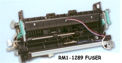HP Laserjet 1160 1320 Fuser w/ core return RM1-1289