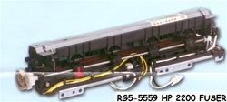 HP Laserjet 2200 Fuser w/ core return RG5-5559
