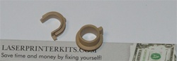 HP Laserjet 2400 2410 2420 2430 Fuser Roller Bushings Pair