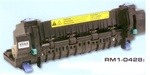 HP Color Laserjet 3500 3550 3700 Fuser w/ Core Return RM1-0428