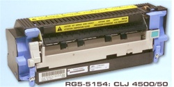 HP Color Laserjet 4500 4550 Fuser RG5-5154