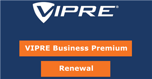 VIPRE Business Premium Subscription Renewal 100-249 Seats 1 Year