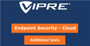 VIPRE Endpoint - Cloud Subscription Additional 50-99 Seats 2 Years