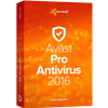 Avast Antivirus Pro Retail  (1 Year, 3 User Key)