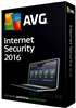 AVG Internet Security Retail  (3 Year, 1 User Key)