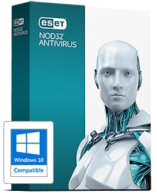 ESET NOD32 Antivirus 1 Year 1 User New License