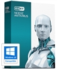 ESET NOD32 Antivirus 1 Year 4 User New License