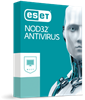ESET NOD32 Antivirus for Linux Desktop 1 Year 4 User New License