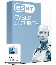 ESET Cyber Security for Mac 1 Year, 1 User, Pre Load Keys