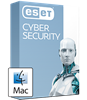 ESET Cyber Security 1 Year 3 User New License