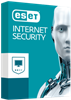 ESET Internet Security 1 Year 4 User New License