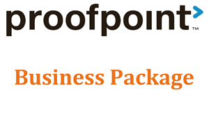 Proofpoint Essentials Monthly - Business Package (per user)