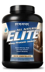 Dymatize All Natural Elite Whey Protein