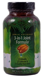Irwin Naturals 3-in-1 Joint Formula